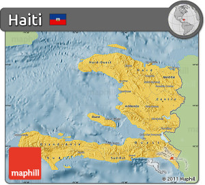 Haiti is a swallower....