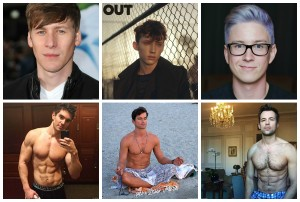 Seriously. It somehow manages to be less diverse than Grindr.
