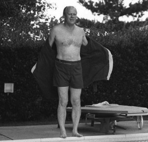 Unless, like me, you appreciate the glory that is Gerald Ford.