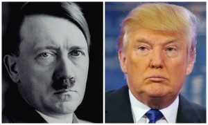 Let's not forget Hitler also ruined that moustache thing for everybody as well.